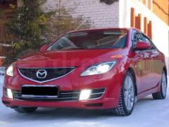 Радиатор охлаждения двигателя. Mazda Mazda6 Mazda Atenza, GH5FW, GH5FP, GHEFW, GHEFP, GHEFS, GH5AS, GH5FS, GH5AW, GH5AP