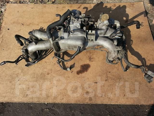 Коллектор впускной. Subaru Impreza Двигатели: EJ20, EJ201, EJ203, EJ204, EJ205, EJ207, EJ20A, EJ20E, EJ20G, EJ20K, EJ20X