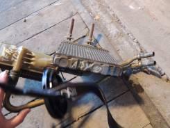 Радиатор отопителя. Nissan AD, 10 Двигатели: GA15DE, GA15DS, GA15