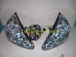 Фары передние тюнинг Honda Fit GD# 2001-2007