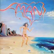 "CD Man ""Man"" 1971 mini-vinyl Germany"