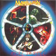 "CD Marillion ""Real to real"" 1984 England"