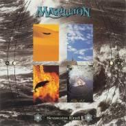 "CD Marillion ""Seasons end"" 1989 Italy"