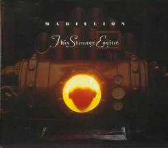 "CD Marillion ""This strange engine"" 1997 digi-pack England"