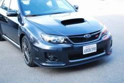 Губа. Subaru Impreza WRX STI, GRB, GR