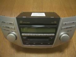 Штатная MP3 магнитола на Toyota Harrier Хариер
