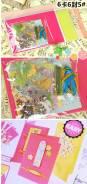 Набор для создания открыток (6 шт. )