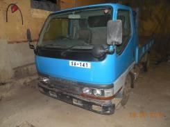 Кабина. Mitsubishi Canter, FE518