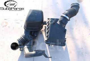 Корпус воздушного фильтра. Subaru Forester, SG9, SG9L