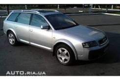 Audi A6 allroad quattro 2003 г. в разборе. Audi A6 allroad quattro, 4F5/C6, 4F5, C6