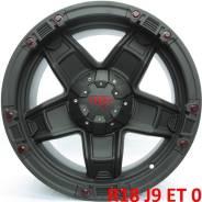 Tuff A.T. T-10. 9.0x18, 5x150.00, ET0, ЦО 110,0мм.