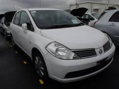 Nissan Tiida Latio. автомат, передний, 1.5, бензин, б/п, нет птс. Под заказ