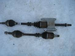 Привод. Nissan Qashqai Двигатель MR20DE