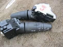 Блок подрулевых переключателей. Nissan Tiida, C11 Двигатель HR15DE