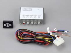 Cелектор на 4 видеокамеры для Toyota