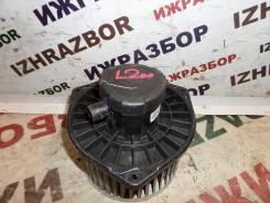 Мотор печки. Mitsubishi L200