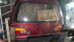 Дверь багажника. Mitsubishi Delica, PD4W Двигатель 4G64