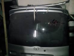 Стекло 5й двери. Toyota Funcargo