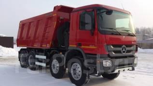 Mercedes-Benz Actros. Продам самосвал 3 4141 K, 12 000 куб. см., 33 000 кг.