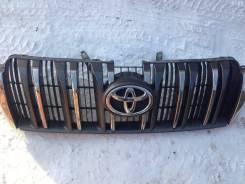 Решетка радиатора. Toyota Land Cruiser Prado, 150