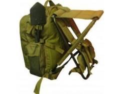 Рюкзак с встроенным стульчиком Retki Finland Outdoor 35л. Под заказ