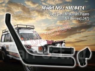 Шноркель. Mitsubishi Pajero Двигатель 4D56
