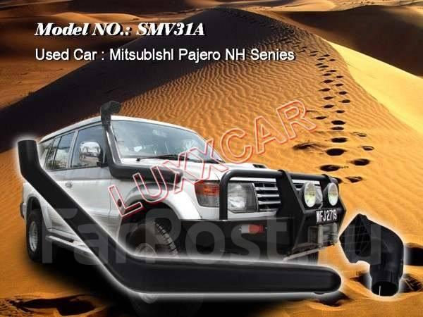 Шноркель. Mitsubishi Pajero, V68W, V63W, V65W, V60 Двигатель 6G72