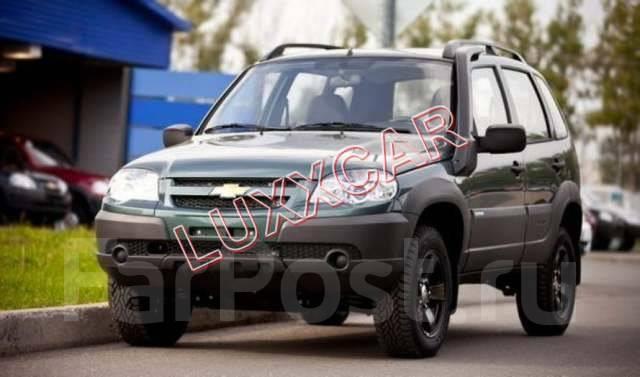Шноркель. Chevrolet Niva