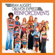 "2CD Brian Auger ""Reinforcement 75/ Searchparty 81"" digi-pack Germany"