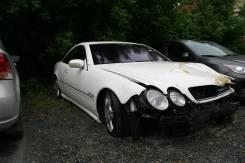 Mercedes-Benz CL-Class. 215, M115E50