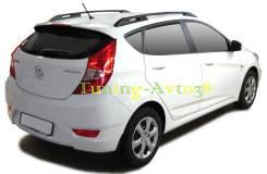 Рейлинги. Hyundai Solaris, RB Двигатели: G4FA, G4FC