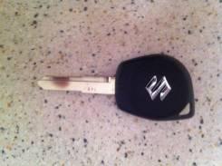 Ключ зажигания. Suzuki SX4