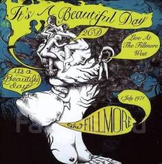 """2CD It's A Beautiful Day """"Live at the Fillmore West July 1,1971"""" UK"""
