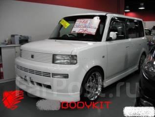 Обвес кузова аэродинамический. Toyota bB, NCP30, NCP31, NCP34, NCP35. Под заказ