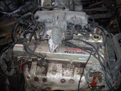 Двигатель в сборе. Toyota Cresta, GX81 Двигатель 1GGE