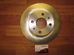 Диск тормозной. Nissan: Pulsar, Sunny California, Almera, Sunny, Wingroad, Lucino, Sentra, 200SX, Presea Двигатели: SR18DE, CD20, GA15DE, GA16DE, GA14...