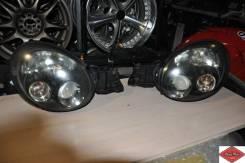 RaceFace Комплект оригинальной передней опитики Subaru GDB. Subaru Impreza WRX STI, GDB Subaru Impreza, GDB Двигатель EJ20