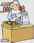 Продавец-кассир. Продавец в современный минимаркет в доме. ООО Дальтранспродукт. Кипарисовая д.2
