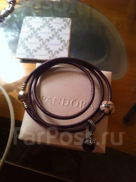 Тройной браслет пандора