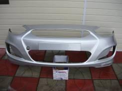 Hyundai Solaris, 2010-2014, бампер передний