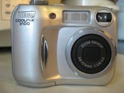 Nikon Coolpix 3100. 5 - 5.9 Мп, зум: 14х и более