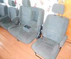 Интерьер. Toyota Alphard, MNH15 Двигатели: 1MZFE, 1MZ