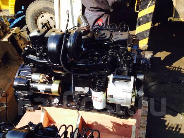 Двигатель в сборе. Komatsu Samsung Volvo УАЗ