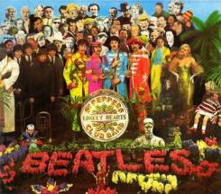 "CD Beatles ""Sgt. Peppers lonely hearts club band"" 1967 England"