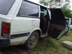 Стекло боковое. Subaru Leone, AP3