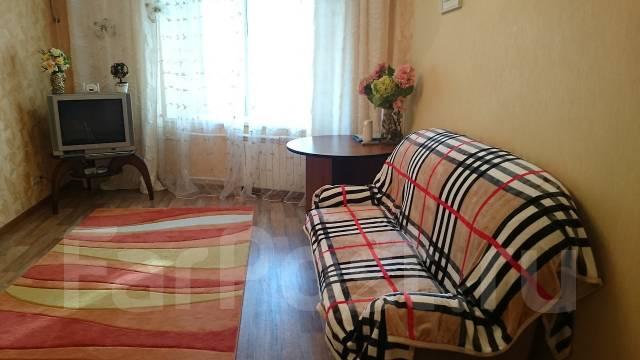 1-комнатная, улица Большая 9. Железнодорожный, 45 кв.м. Комната