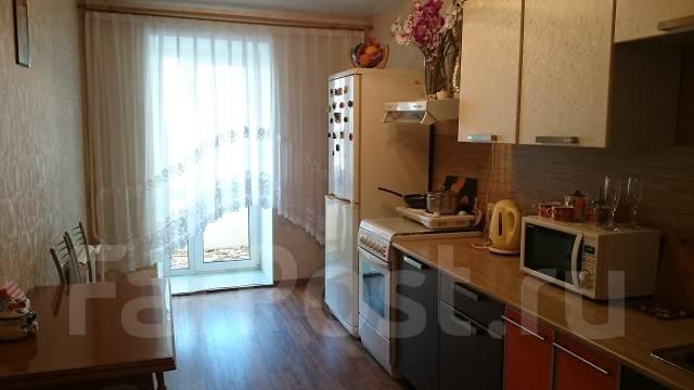 1-комнатная, улица Большая 9. Железнодорожный, 45 кв.м. Кухня