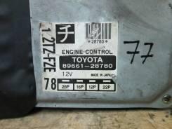 Блок управления двс. Toyota Estima, TCR11, TCR10, TCR21, TCR20 Toyota Estima Emina, TCR21G Двигатели: 2TZFZE, 2TZFE