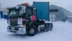 Nissan Diesel UD. Продам седельный тягач Nissan Diesel, 21 200 куб. см., 16 000 кг.