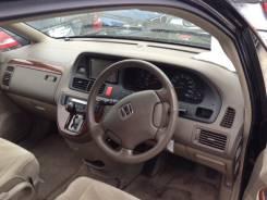Мотор печки. Honda Odyssey, RA6 Двигатель F23A